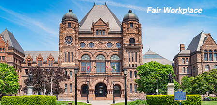Moving Towards A More Fair Workplace In Ontario