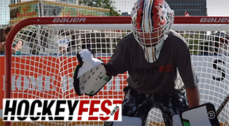 HockeyFest Road Hockey Tournament Is A Win/Win Event
