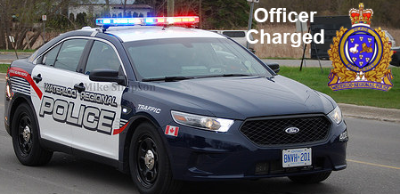 Regional Police Officer Charged With Impaired