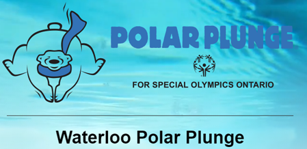 Polar Plunge Hosted By Waterloo Regional Police Supporting Special Olympics