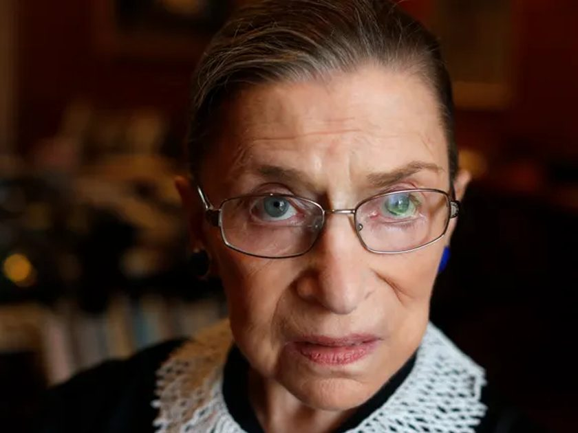 Some Americans Have Grave Concerns With The Passing Of U.S. Supreme Court Justice Ruth Bader Ginsburg