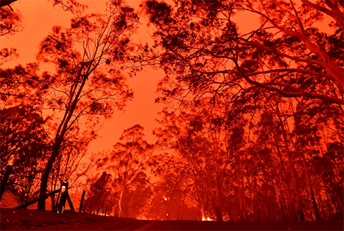 As Fires Continue To Rage, Australia Is Facing An Unprecedented National Crisis