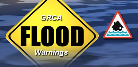 Here Is The Latest Flood Warning Update Issued By The GRCA