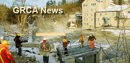 GRCA  February Newsletter: Authority  Expects $275,000 Bill For Ice Storm Cleanup - MORE News...