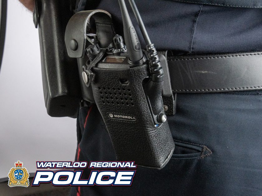 Waterloo Regional Police Service Launch State-of-the-Art Voice Radio System