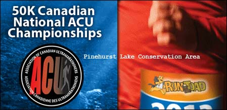 Run For The Toad To Host ACU Canadian 50km Trail Championships At Pinehurst Lake