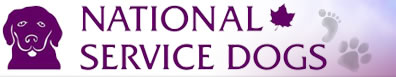 National Service Dogs, Cambridge, Kitchener, Guelph Ontario