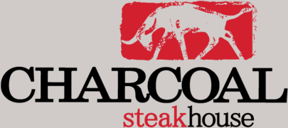 The Charcoal Steak House logo
