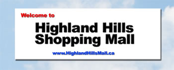 Highland Hills Mall logo