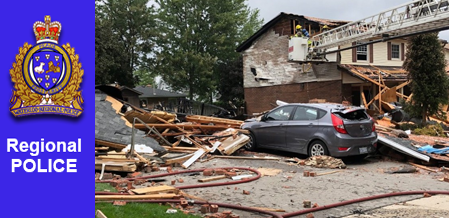 Kitchener House Explosion Deemed a Homicide