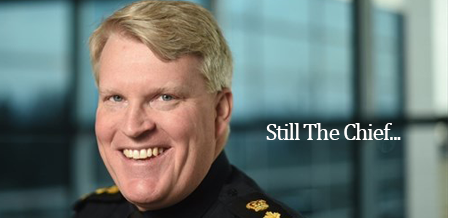 Chief Larkin: A Passion For Policing Excellence & Community Safety