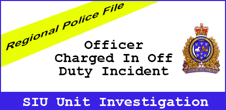 WRPS Officer Charged In Off Duty Incident